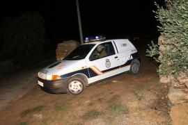 Tres encapuchados armados asaltan una casa en Manacor