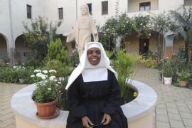 Las Salesas tendrán una nueva monja por primera vez en 34 años