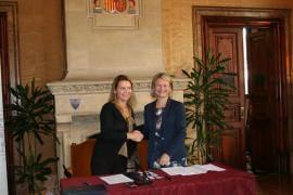 Consell y Govern promocionarán la Serra de Tramuntana a nivel internacional