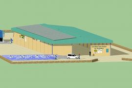 La Cooperativa Pagesa de Pollença construye un centro de tipificación del cordero