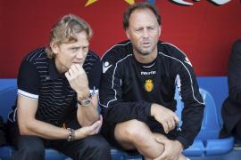Karpin dice que el Mallorca jugará a lo que haga falta para ganar