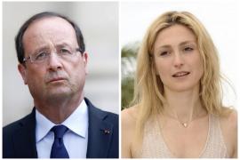 Publican fotos de Hollande y Julie Gayet juntos en el Palacio del Elíseo