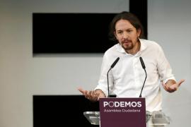 Telecinco anuncia que Pablo Iglesias no acudirá al programa  'Un tiempo nuevo'