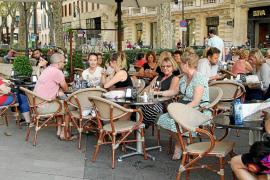 El 53,05% de los turistas valoran con un  sobresaliente su viaje a Balears