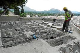 Demanda millonaria por la demolición de una casa en Pollença