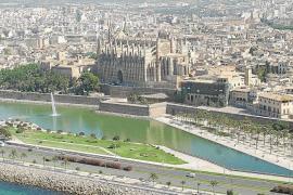 La «silueta de Palma sobre el mar» quiere ser Patrimonio Mundial de la Unesco