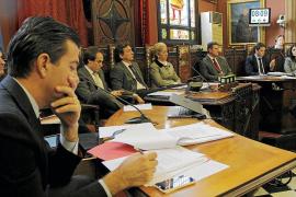Rodríguez acusa a Isern de ocultar irregularidades de la época del Pacte