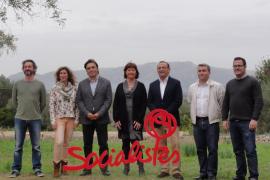 El PSIB presenta a sus candidatos al Consell y a varios municipios