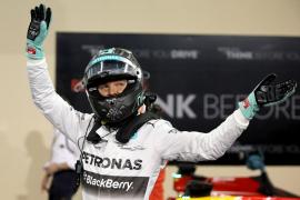 Rosberg gana la 'pole' y Hamilton saldrá segundo