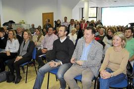 El PP de Inca llama a la unidad en la presentación de Torres como candidato