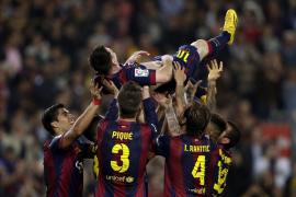 Telmo Messi reescribe los libros de historia