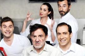 Los personajes del 'Chiringuito de Pepe' darán  las campanadas en Telecinco y Cuatro
