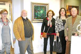 Exposición de Manolo Coronado