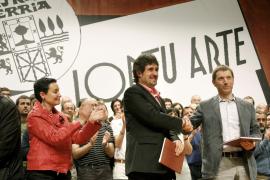 EA y Batasuna firman un documento conjunto con el objetivo de crear un Estado vasco