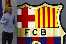 El defensa del Barça Vermaelen podría tener que pasar por el quirófano