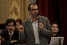 Barceló acusa a Bauzá de estar en «connivencia con la corrupción»