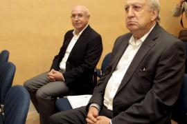 Serra Ferrer y Cladera defienden su gestión en el juzgado