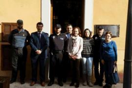 Santa Eugènia ya cuenta con el servicio de Policía Tutor