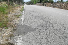 El Consell invertirá 3,5 millones de euros en la mejora de la carretera de s'Estanyol