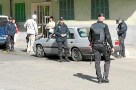 Detenido un vecino de Son Gotleu por apuñalar a su hermano para quitarle un móvil