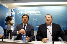 Isern y Rodríguez intentan rebajar la tensión interna en el PP