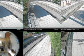 Doscientas cámaras vigilarán las estaciones de tren