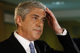 Prisión provisional para el ex primer ministro luso, José Sócrates