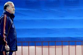 Del Bosque entiende «acidez» en la crítica pero no se considera maltratado