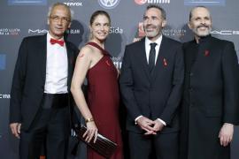 Muchas caras conocidas en la V Gala contra el Sida