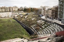 El estadio Lluís Sitjar empezará a demolerse este miércoles