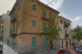 El Ayuntamiento de Palma autoriza la demolición de un edificio de Santa Catalina