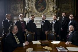 Simón Andreu interpreta al general Serrano en 'Prim. El asesinato de la calle del Turco'