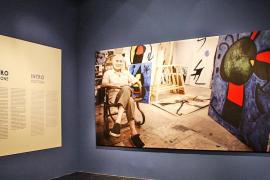 Exposición de Miró en Mantua