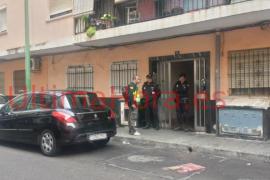 Operación policial contra el crimen organizado en Son Gotleu