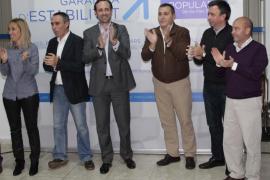 Mateu Sunyer y Biel Tauler, candidatos del PP a la Alcaldía de Porreres y Felanitx