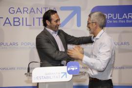 Mateu Sunyer, candidato del PP en Porreres