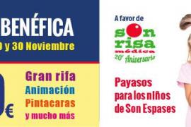 Palma Aquarium dedica su fiesta solidaria 'Yo También' a Sonrisa Médica