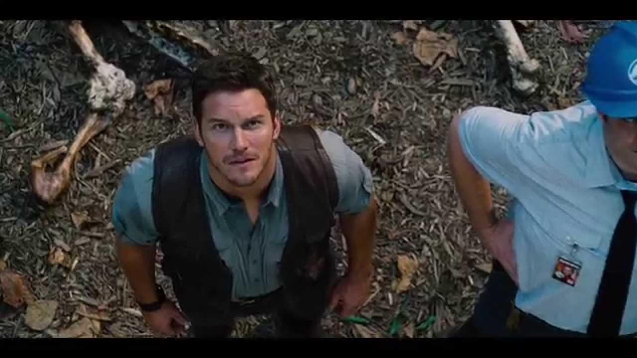 El primer tráiler de «Jurassic World» arrasa en Internet