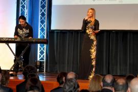 La reina Letizia inaugura el XVII Congreso Estatal de Voluntariado en la UIB