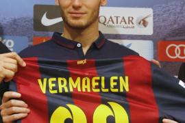 El Barça confirma que Vermaelen será operado el martes