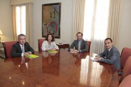 La fundación creada por la CAEB y el Govern estará operativa en seis meses
