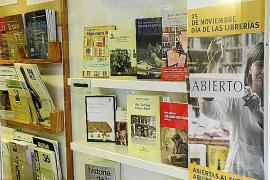 Las librerías festejan su día con una programación festiva y descuentos