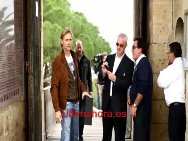 El Mallorca se hace la foto oficial y presenta su traje de paseo