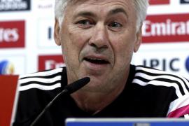 Carlo Ancelotti elogia a Marco Asensio