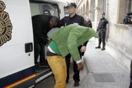 Los detenidos en Son Gotleu comparecen ante la juez
