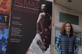 Aída Gómez llega al Auditòrium con 'Almas'