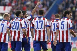 Triunfo del Atlético entre la tristeza