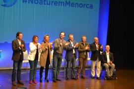Bauzá: «Hay dos alternativas, el progreso del PP o la paralización de las izquierdas»