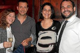 Andreu Genestra inaugura su restaurante Aromata