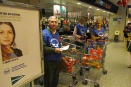 El Corte Inglés entrega 10,5 toneladas de alimentos al Banco de Alimentos